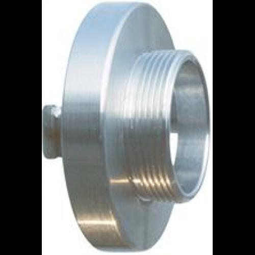"""Wasser Storz D 1/"""" AG 25mm Festkupplung mit Außengewinde Schlauchkupplung"""